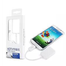 1080p MHL vers HDMI HDTV Adaptateur Câble Micro USB pour Samsung Galaxy S5 S4 Note 2 3