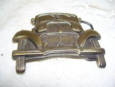 Antique Truck Belt Buckle