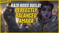 XBOX/PS4/5  65 PERFECTLY BALANCED AMARA BUILD 💥 MOXSY 💥 AMARA RAID BOSS BUILD!