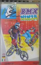 BMX NINJA (alternativa Soft 1987) cartuccia di c64 (BOX, MANUAL, tape) 100% OK