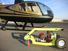 Robinson Helicopter R22 R44 Gas Engine Hydraulic Tug Tow Cart Power Up & For/Rev