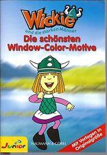 Vicky et les hommes forts-Les plus belles window-Color-MOTIFS-NEUF & OVP