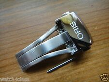 ORIS Artelier s/ steel Deployant Buckle clasp 18mm  07321840 for leather strap