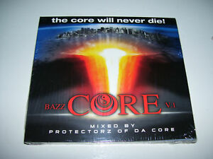 Bazz Core V.1 Volume 1 ( NEW SEALED HARDCORE 2CD 2006 )