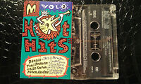 VARIOUS ARTISTS CASSETTE TAPE HOT HITS VOL 2 MADE IN AUSTRALIA 1994