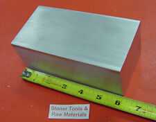 "2"" X 3"" ALUMINUM 6061 T6511 SOLID FLAT BAR 6"" long Plate Mill Stock 2.00""x 3.00"""