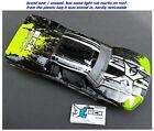 ECX Body Black/Green 1/10 AMP MT ECX230017 Factory Paint New old stock