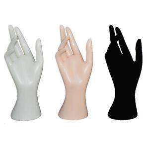 Finger Ring Mannequin Hand,Jewelry Display Model Holder Gloves Stand Bracelet