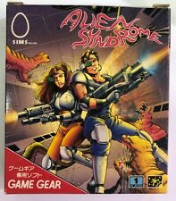 Sega Game Gear ALIEN SYNDROME JAP