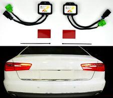 Für Audi A6 4G Avant Vorfacelift 11-14 LED Rückleuchten Dynamische Blinker Lamp