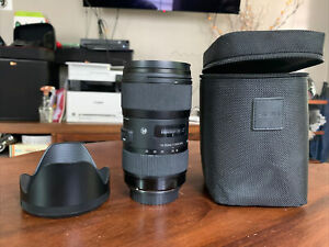 sigma 18-35mm f1.8 canon ef
