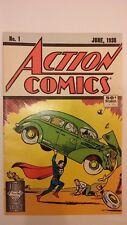 Action Comics 1938 series # 1 1988 REPRINT