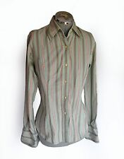 T.M.Lewin Striped Business Semi Fitted Women's Tops & Shirts