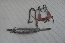 Bashlin No 12 Climbing Spikes, Gaffs, Belt, Strap