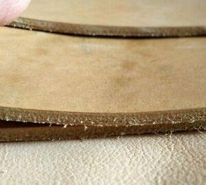 panelli pelle cuoio vegetale 3.4 mm pelle intera A5-A4-A3-A2 pellami naturale