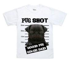 T-shirts et débardeurs blancs avec des motifs Personnalisé pour fille de 2 à 16 ans