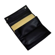 Rexine Leatherette Roll Up Sifter Tobacco Pouch P49185