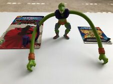 MOTU, Sssqueeze, Masters of the Universe, He-Man, complete, figure, Squeeze