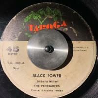 "PANAMA Latin Soul Funk THE PERSUADERS Black Power 7"" 45rpm VERY RARE Hear!!!"