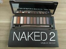 NEW IN BOX 12 COLOR NEW NAKED2 EYE SHADOW PALETTES Fast Shipping