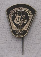 1948 OLYMPICS LONDON  SYRIA BADGE PIN VINTAGE