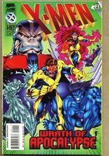 X-Men Wrath Of Apocalypse #1-1996 nm- 9.2 100 pages X Men Giant-Size Jim Lee