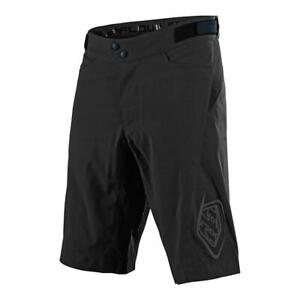 Troy Lee Designs 2021 Mens Flowline No Liner MTB Shorts Black All Sizes