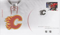 CANADA #2674 63¢ NHL TEAM JERSEYS - CALGARY FLAMES FIRST DAY COVER