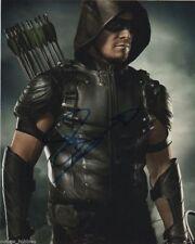 Stephen Amell Arrow Autographed Signed 8x10 Photo COA C2