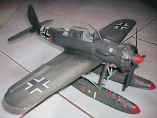 Modelik 06/05 -  Wasserflugzeug Arado Ar-196 A-3   1:33  mit Lasercutteilen