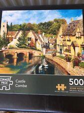500 piece jigsaw puzzles used