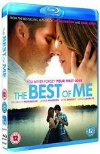 The Best of Me (2014) [ NON-USA FORMAT, Blu-Ray, Reg.B Import - United Kingdom ]