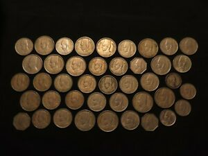 Collection of 61x Kingdom of Egypt Coins