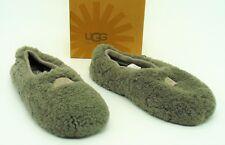 Ugg Australia (W21) Birche Slippers Ankle Sheepskin Booties Grey Womens Sz 5