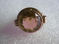Ring Gold 585 mit Goldtopas