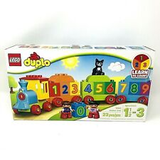 LEGO DUPLO My First Number Train 10847 Learning Counting Train *