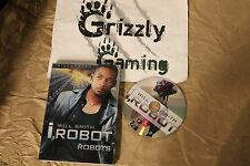 USED I, Robot DVD (NTSC) Tested and Working!!