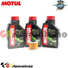 TAGLIANDO OLIO + FILTRO MOTUL 5100 10W40 MV AGUSTA 800 F3 AMG GT 2016