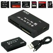 💥NEU - MICRO SD KARTENLESER SPEICHERKARTE ADAPTER USB LESEGERÄT SDHC MS XD Z144