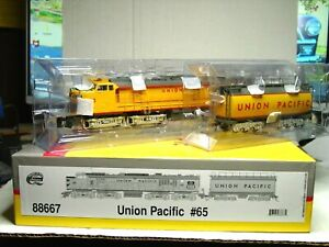 ATHEARN HO SCALE GAS TURBINE LOCOMOTIVE & TENDER UNION PACIFIC 88667