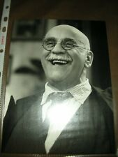 In Sickness And In Health Alf Garnett Warren Mitchell B/W Rare Press Photo.