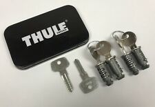 Thule lock Set 544 One Key System With 2 Install Keys