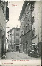 1905 - Bibbiena - Palazzo del Cardinale Dovizi