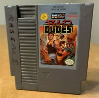 Bad Dudes (1990) - Nintendo Entertainment System - Cartridge Only