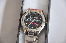 Dodge Challenger SRT HellCat Muscle Car Wrist Watch Gift Box Men Women Gift