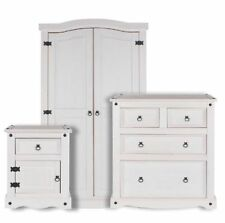 Pine Bedroom Furniture Sets with Chest of Drawers eBay