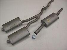 Auspuff Auspuffanlage Abgasanlage Ford Granada II 2,8i V6 Bj. 77-85 2tlg.