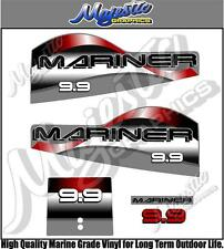 MARINER - 9.9hp - OUTBOARD DECALS