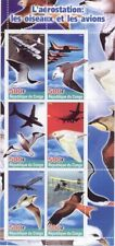 Birds and Airplanes on Stamps M683