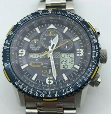 Citizen Men's Promaster Skyhawk BLUE ANGELS JY8078-52L Watch